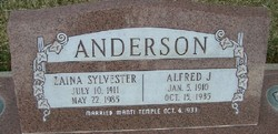 Zaina Louise <i>Sylvester</i> Anderson