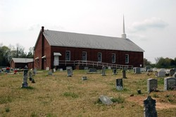Center Rabun Baptist Church Cemetery