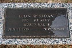 Leon W. Sloan