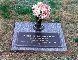 James Robert Benderman