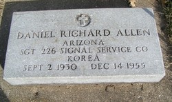 Daniel Richard Allen
