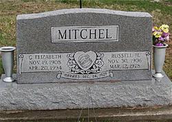 Gail Elizabeth Lizzie <i>Smith</i> Mitchel