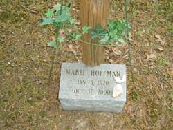 Mabel <i>Bankson</i> Hoffman