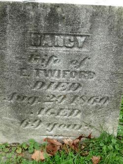 Nancy Agnes <i>Cain</i> Twyford