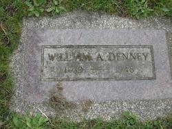 William Albert Dick Denney