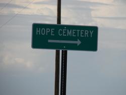 Hope West Cemetery