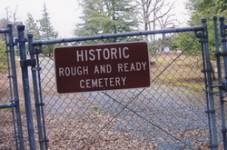 Rough And Ready Cemetery