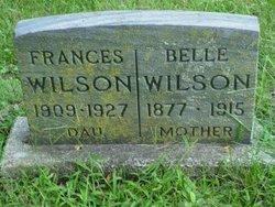 Belle E <i>Graig</i> Wilson