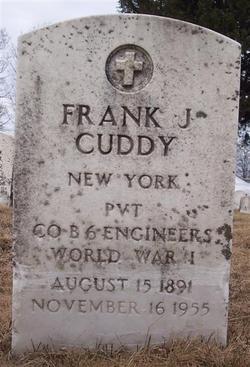 Francis J. Frank Cuddy