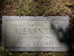 Margaret <i>Benderman</i> Alexander