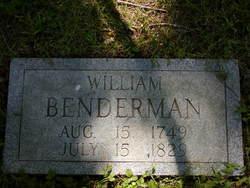 William Benderman
