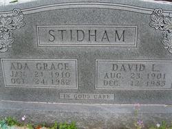 Ada Grace Stidham