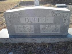 William E. Duffee