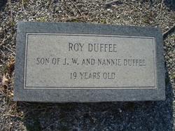Roy Duffee