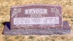 Nettie Claire <i>(Niceschwander) Strayer</i> Eaton