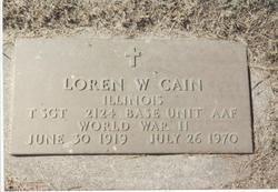 Loren Winfield Cain