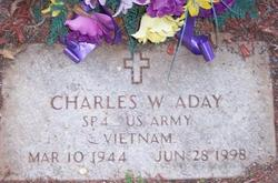 Charles W Aday