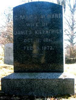 C Maria <i>Alward</i> Kilpatrick