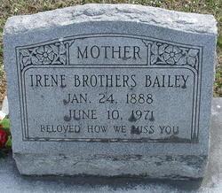 Irene <i>Brothers</i> Bailey