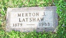 Merton Jacob Latshaw