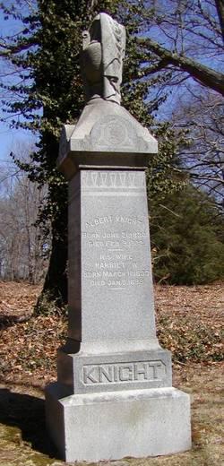 Harriet W. <i>Congdon</i> Knight