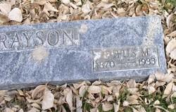 Rufus Milton Grayson