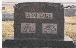 John W Armitage