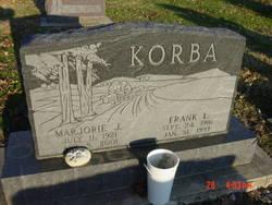 Marjorie J. Korba