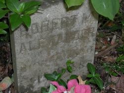 Robert M Alexander
