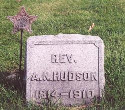 Rev Alexander Nickolas Hudson