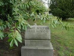 Mary <i>Jakes</i> Wilton