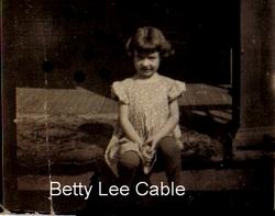 Betty Lee Sammy <i>Cable Samuel</i> Michelman