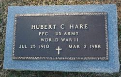 Hubert C Hare