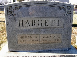 Mahala Catherion <i>Griffith</i> Hargett