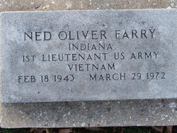 Ned Oliver Farry