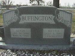 Nettie Jane <i>Scarborough</i> Buffington