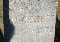 A. G. Cross