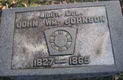 LTC John William Johnson