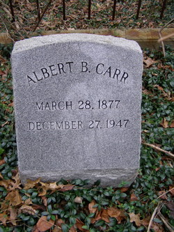 Albert B. Carr