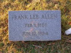 Frank Lee Allen