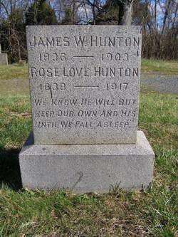 James W. Hunton