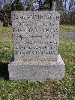 Rose Love Hunton