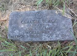 Claudie Black