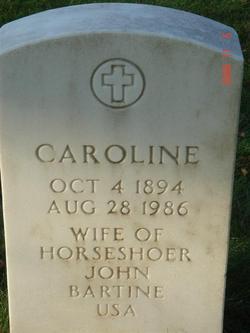 Caroline Bartine