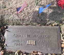 Carl Wendle Morton