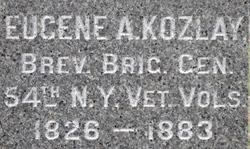 Eugene Arthur Kozlay