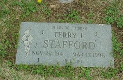 Terry LaVerne Stafford