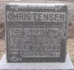 Cathrine <i>Fredrickson</i> Christensen