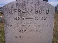 Joseph Franklin Bond