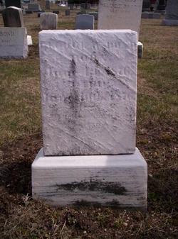 George J. Bond